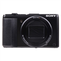 Sony Cyber-shot DSC-HX50V 20.4 Megapixel Digital Camera - Black