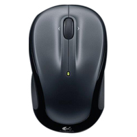 Logitech M325 Wireless Mouse Black - Refurbished