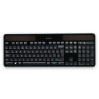 Logitech K750 Wireless Solar Keyboard - Refurbished