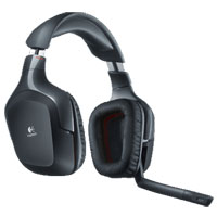 Logitech G930  Wireless Gaming Headset w/ 7.1 Surround Sound - Refurbished
