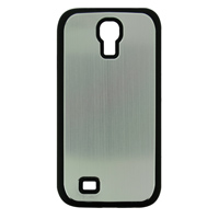 Bytech Cover for Galaxy S4 - Gunmetal Silver