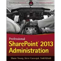 Wiley PROF SHAREPOINT 2013 ADMI