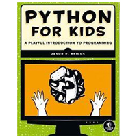 No Starch Press PYTHON FOR KIDS