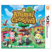 Nintendo Animal Crossing: New Leaf (3DS)