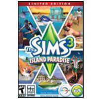 Electronic Arts The Sims 3: Island Paradise Limited Edition (PC/Mac)