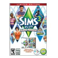 Electronic Arts The Sims 3 plus Island Paradise (PC/Mac)
