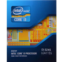 Intel Core i3-3245 3.4GHz LGA 1155 Boxed Processor