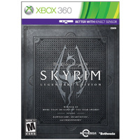 Bethesda The Elder Scrolls V: Skyrim Legendary Edition (Xbox 360)