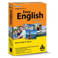 Individual Software Easy English Platinum 11 (PC)