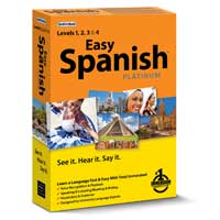 Individual Software Easy Spanish Platinum 11 (PC)