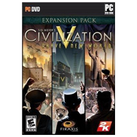 Take Two Sid Meier's Civiliztion V: Brave New World (PC)