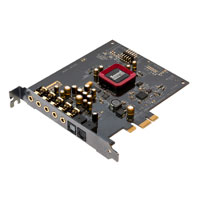 Creative Labs Sound Blaster Z Sound Card - White Box