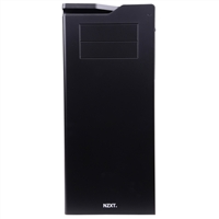 NZXT H630 Silent Ultra Chassis ATX Super Tower Computer Case - Matte Black