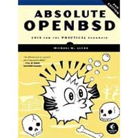 No Starch Press ABSOLUTE OPENBSD 2/E