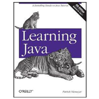 O'Reilly LEARNING JAVA 4/E