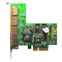 Highpoint Technologies RocketRAID 2314 PCIe to eSATA II RAID 4-Channel Controller
