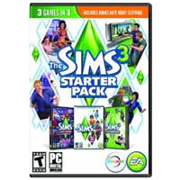 Electronic Arts The Sims 3: Starter Pack (PC/Mac)
