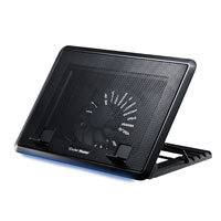 Cooler Master NotePal ErgoStand II fits Laptops up to 17""