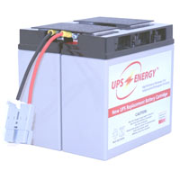 UPS Energy Replacement UPS Battery Cartridge 24V/18.0A