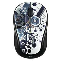 Logitech M325 Wireless Mouse - Fusion Party