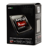AMD A10 6800K Black Edition 4.1GHz Quad-Core Socket FM2 Boxed Processor