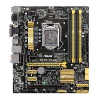 ASUS Z87M-Plus LGA 1150 mATX Intel Motherboard
