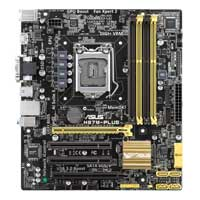 ASUS H87M-Plus/CSM Socket LGA 1150 mATX Intel Motherboard