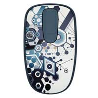Logitech Zone Touch Mouse T400 - Fusion party