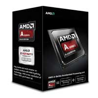 AMD A8 6600K Black Edition 3.9GHz Quad-Core Socket FM2 Boxed Processor
