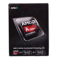 AMD A6 6400K Black Edition 3.9GHz Dual-Core Socket FM2 Boxed Processor