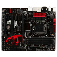 MSI Z87-G45 Gaming Socket LGA 1150 ATX Intel Motherboard