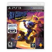 Sony Sly Cooper Thieves 3D (PS3)