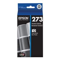Epson T273120 Photo Black Ink Cartridge