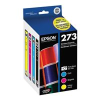 Epson 273 Color Inkjet Cartridge Multipack