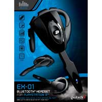 Solutions 2 Go EX-01 Wireless Bluetooth Ear Loop Mono Headset