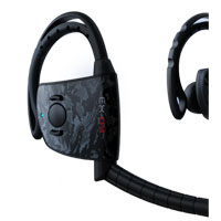 Gioteck EX-03 Wireless Bluetooth Ear Loop Mono Headset