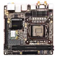 ASRock Z87E-ITX Socket LGA 1150 mini ITX Intel Motherboard