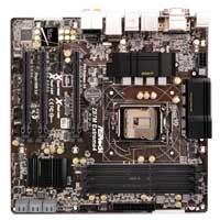 ASRock Z87M Extreme4 Socket LGA 1150 mATX Intel Motherboard