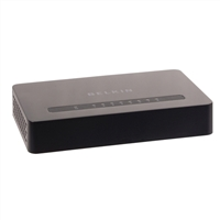 Belkin F4G0800 8-Port 10/100 Fast Ethernet Switch