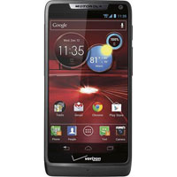 Motorola DROID RAZR M 4G LTE - Black (Verizon)