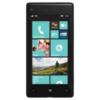 HTC Windows Phone 8x 4G LTE - Black (Verizon)
