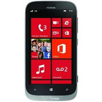 Nokia Lumia 822 4G LTE - White  (Verizon)