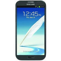 Samsung Galaxy Note II 4G LTE - Black (Verizon)