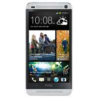HTC One - Glacial Silver (Sprint)