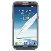 Samsung Galaxy Note II - Titanium Gray (Sprint)