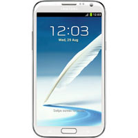 Samsung Galaxy Note II - Marble White (Sprint)