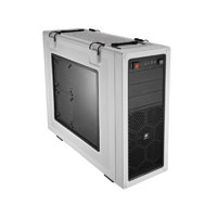 Corsair Vengeance Series C70 ATX Mid Tower Gaming Computer Case - Arctic White (Open-Box)