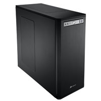 Corsair Obsidian Series 550D Mid-Tower ATX Computer Case - (Open Box)