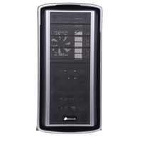 Corsair Graphite Series 600T Mid Tower ATX Gaming Computer Case - Steel Silver (Open Box)