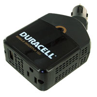 Duracell 150 Watt DC to AC Pocket Power Inverter with USB Charging Port